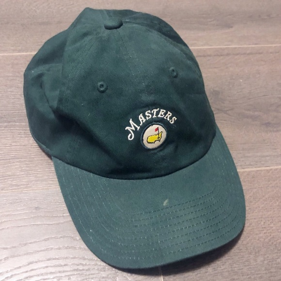 masters Other - Masters!! Golf 🏌️ strap back!!